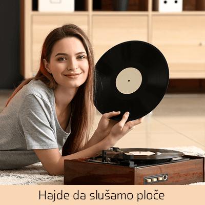Oktobar dva 2021 - Hajde da slušamo ploče