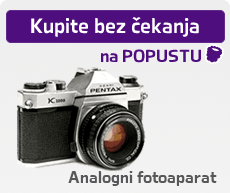 Januar pet - trostruki 1 - Analogni fotoaparat
