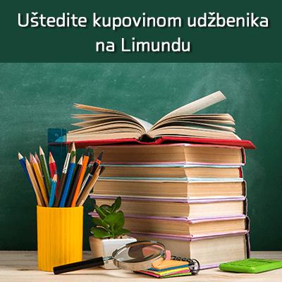 Septembar dva 2021 - Uštedite kupovinom udžbenika na Limundu
