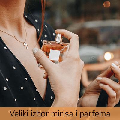 Septembar tri 2021 - Veliki izbor mirisa i parfema