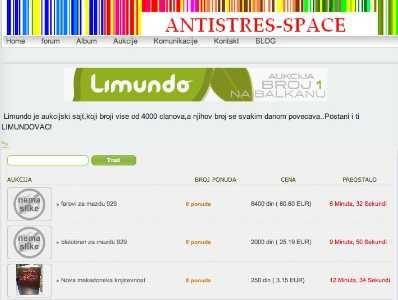 Antistres Space